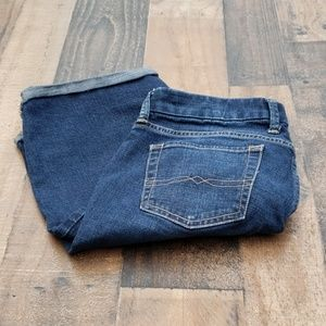 Lucky Brand Bermuda Jean Shorts Size 30